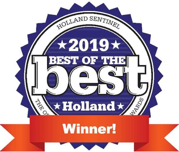 Evergreen Sprinkling | 2019 Winner of Best of the Best