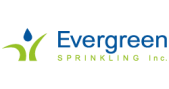 Evergreen Sprinkling Logo | Holland, Michigan