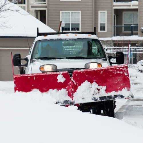 Snowplowing Services | Evergreen Sprinkling in Holland, MI