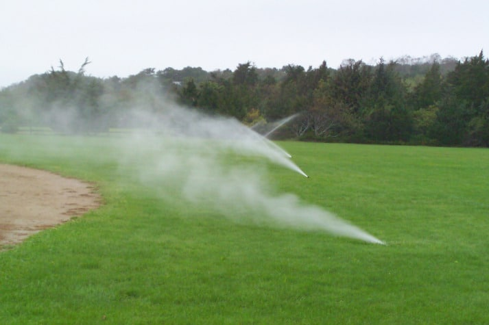 Sprinkler Winterization | Holland, MI