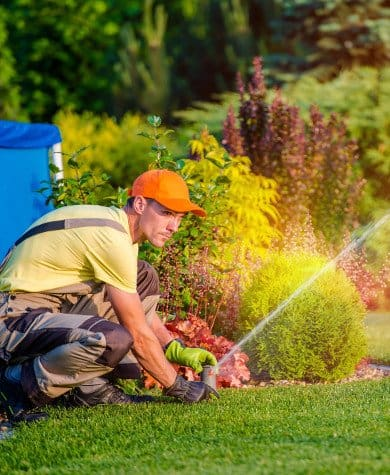 Sprinkler System Repair | Spring Startups & Winterization