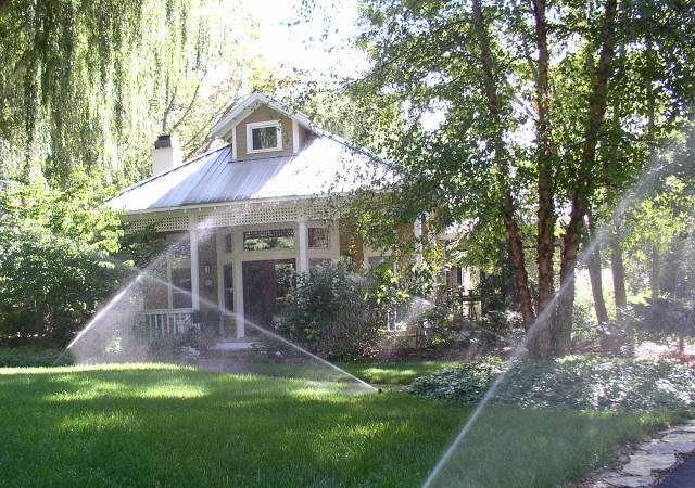 Sprinkler Projects | Lawn Irrigation System in Douglas, MI