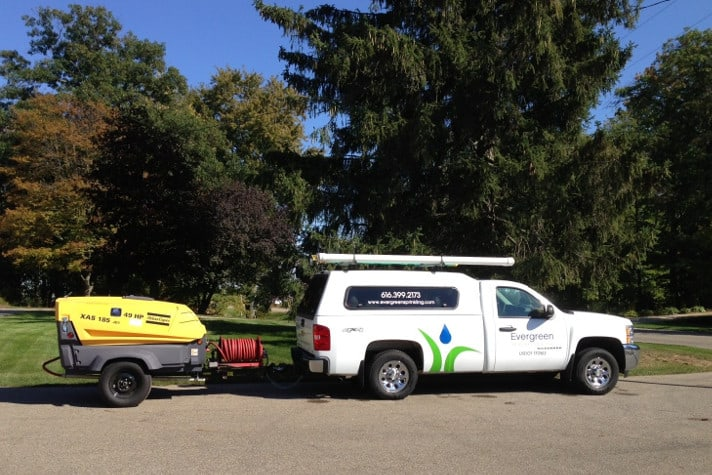 Sprinkler System Repair & Winterization Services